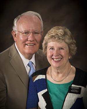 Kent and Barbara Michie felt inclined to bless the students of BYU-Idaho after working as internship coordinators for the university.