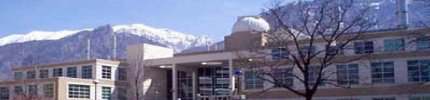 BYU Physical and Math Sciences Building