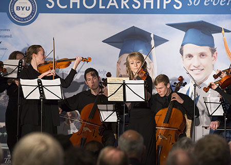BYU: Texas Surgeon Gives Generously to School of Music