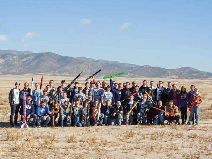 BYU Rocketry Club
